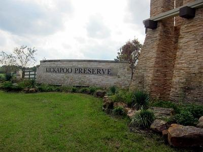 Hockley Single Family Home For Sale: 29701 Deerskin Drive Drive