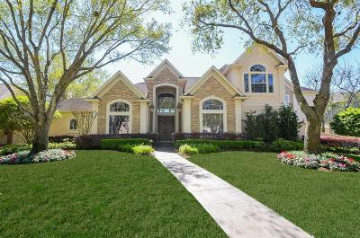 Sugar Land Single Family Home For Sale: 15 Wilmington Court