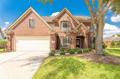 Houston Single Family Home For Sale: 1814 Laurel Oaks Drive
