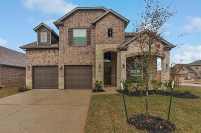 Cypress Single Family Home For Sale: 15811 Chestnut Branch Trail