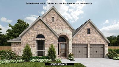 Pearland Single Family Home For Sale: 2801 Gable Point Drive