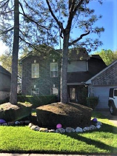 Single Family Home For Sale: 14219 Oak Chase Drive