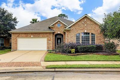 Friendswood Single Family Home For Sale: 1521 Briar Bend Drive