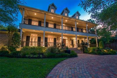 Houston Single Family Home For Sale: 11639 Blalock Lane