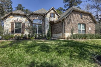 Conroe Single Family Home For Sale: 11006 Branch Creek Court