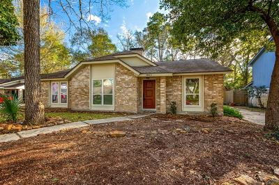 Kingwood Single Family Home For Sale: 3802 Birch Villa Drive