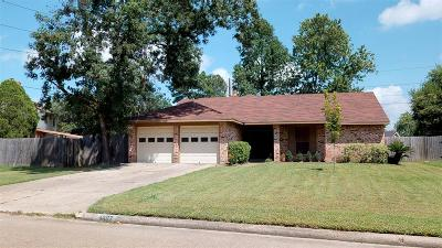 Humble Single Family Home For Sale: 4007 Wintergreen Drive