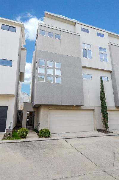 Houston TX Condo/Townhouse For Sale: $368,000