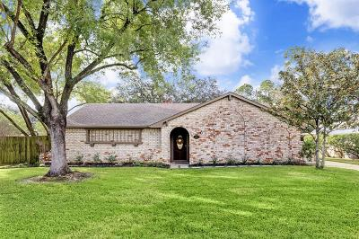 Houston Single Family Home For Sale: 14003 Britoak Lane