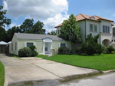 Harris County Rental For Rent: 4920 Beech Street