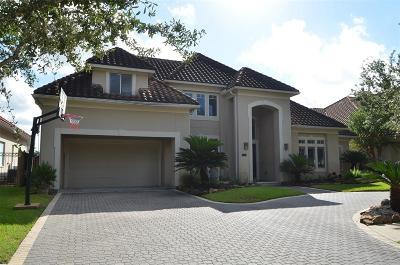 Houston TX Single Family Home For Sale: $845,000