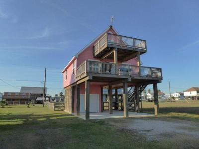 Surfside Beach Single Family Home For Sale: 510 Fort Velasco Drive