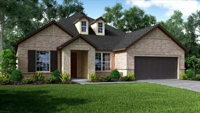 Katy Single Family Home For Sale: 1834 Golden Cape Drive