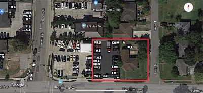 Houston Residential Lots & Land For Sale: 9110-06-02 Richmond Avenue
