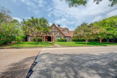 Single Family Home For Sale: 18202 Nassau Bay Dr
