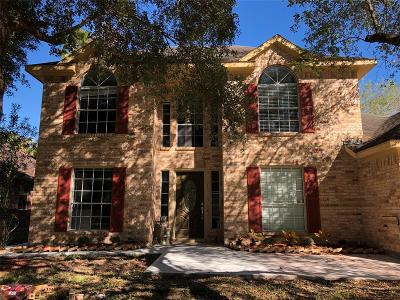 Pearland Single Family Home For Sale: 3215 Alexander Parc Drive