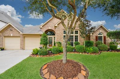 Fort Bend County Single Family Home For Sale: 13801 Lakewater Drive
