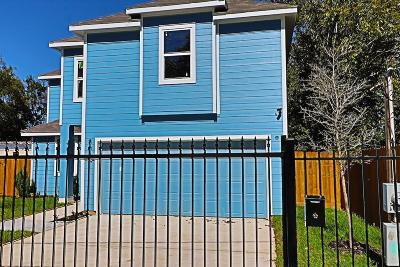 Single Family Home For Sale: 4513 White Rock Street #1