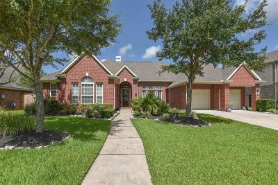 League City Single Family Home For Sale: 2105 Bayou Cove Lane