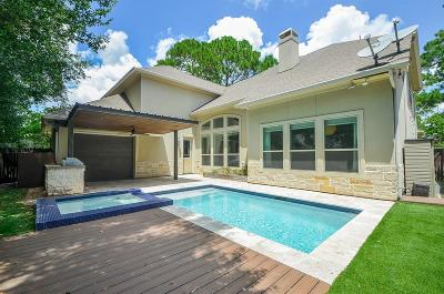 Houston Single Family Home For Sale: 14131 Saint Marys Lane