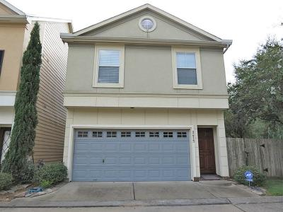 Houston Single Family Home For Sale: 3413 Clearview Circle