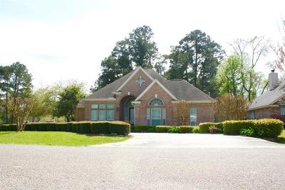 Willis Single Family Home For Sale: 9603 W Shore Drive