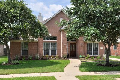Pearland Single Family Home For Sale: 12105 Auburn Creek Drive