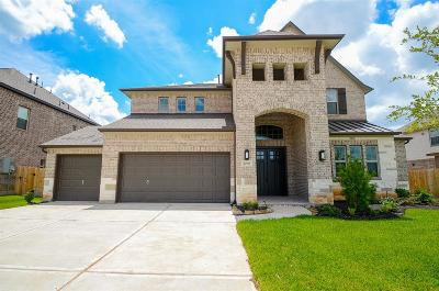 Katy Single Family Home For Sale: 27935 Crosswater Lane