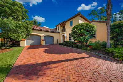 The Woodlands Single Family Home For Sale: 6 Libretto Court
