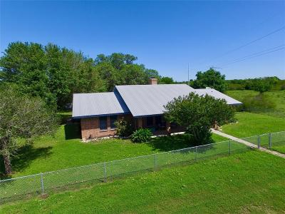 Lavaca County Country Home/Acreage For Sale: 1018 County Road 322