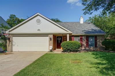 Pearland Single Family Home For Sale: 3907 Lee Lane