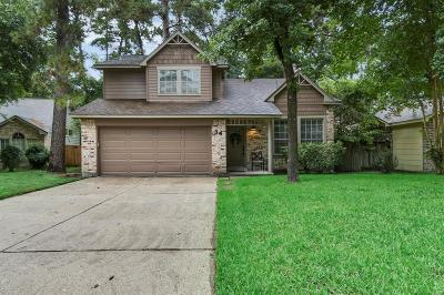 Single Family Home For Sale: 34 N Rain Forest Court