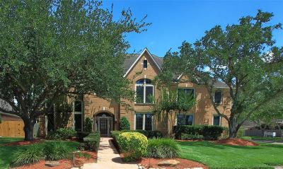 Katy Single Family Home For Sale: 1819 Sand Hollow Lane