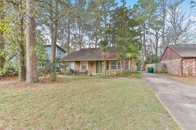 Houston Single Family Home For Sale: 22319 Rustic Bridge Lane