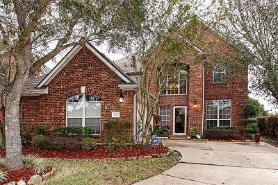 League City Single Family Home For Sale: 522 Cedar Point Drive