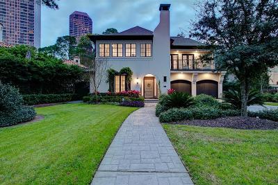 Houston Single Family Home For Sale: 5041 Cedar Creek Drive