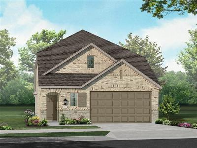 Humble TX Single Family Home For Sale: $283,983