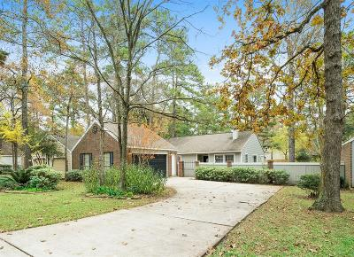 The Woodlands Single Family Home For Sale: 19 Bitterwood Circle