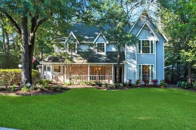 The Woodlands Single Family Home For Sale: 2 Postvine Court