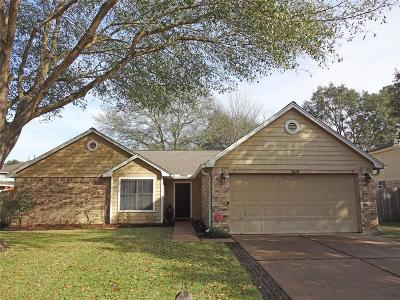 Katy Single Family Home For Sale: 1531 Valley Landing Drive