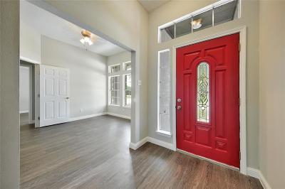 Houston Single Family Home For Sale: 17002 Clan Macintosh Drive