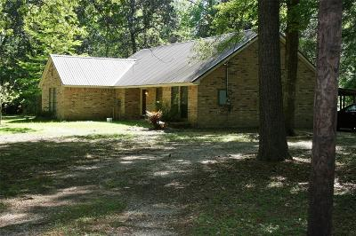Huffman Single Family Home For Sale: 287 Blue Lake Drive