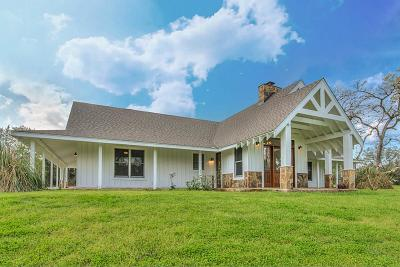 Columbus Farm & Ranch For Sale: 1010 Yaupon Creek Estates Drive