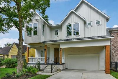 Houston Heights Single Family Home For Sale: 2215 Arlington