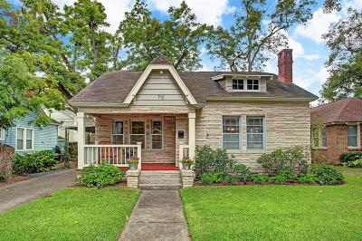 Houston Single Family Home For Sale: 710 E 16th Street