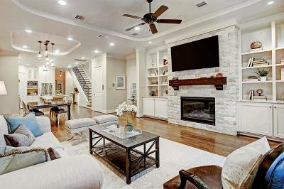 Houston Single Family Home For Sale: 5029 Augusta Street
