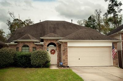 Conroe Single Family Home For Sale: 8026 N Tarrytown Crossing Drive