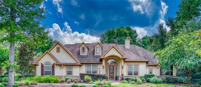 Montgomery Single Family Home For Sale: 105 Fish Creek Court