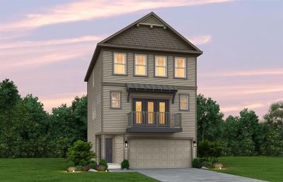 Houston Single Family Home For Sale: 3120 Roseland Terrace Lane