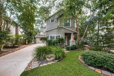 The Woodlands Single Family Home For Sale: 106 S Flickering Sun Circle